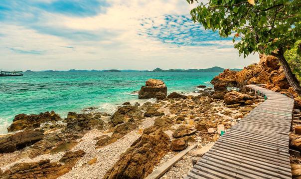 Изумрудный остров (остров любви)