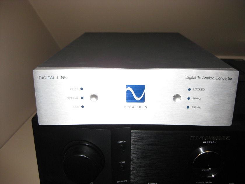 PS Audio Digital Link III  Digital-Analog Converter