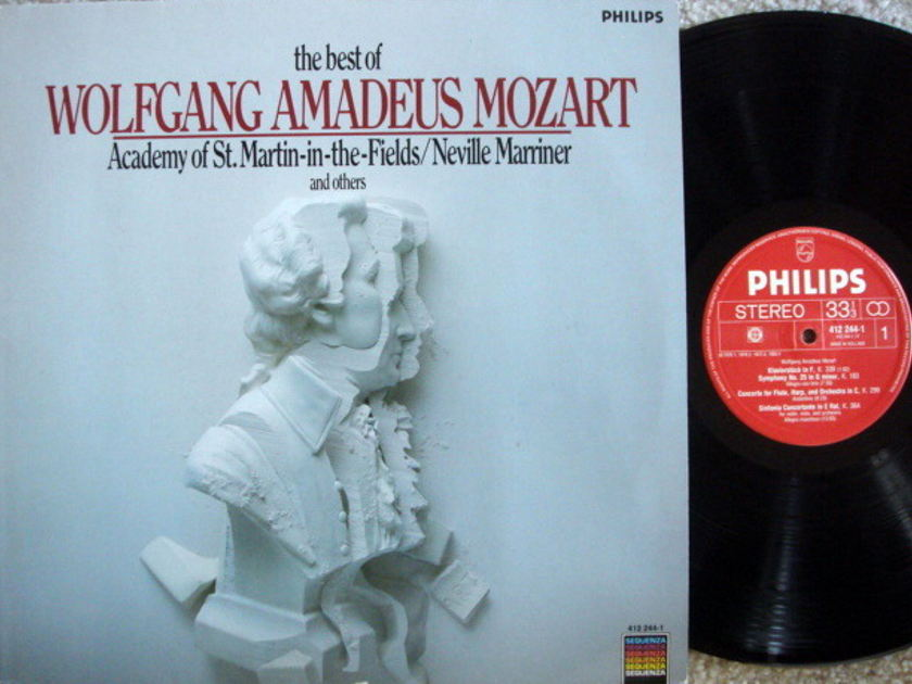 Philips / MARRINER, - The Best of Mozart, MINT!