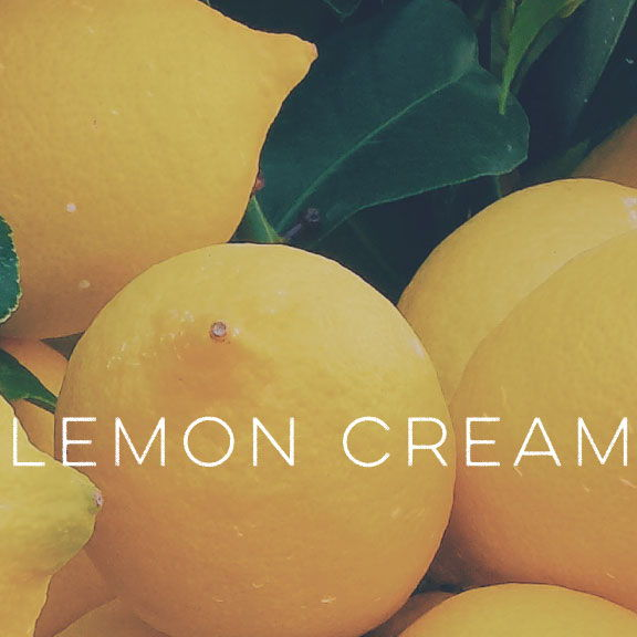 lemon scented soap