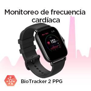 Amazfit GTS 2 - Manténgase seguro con alertas de frecuencia cardíaca anormal.
