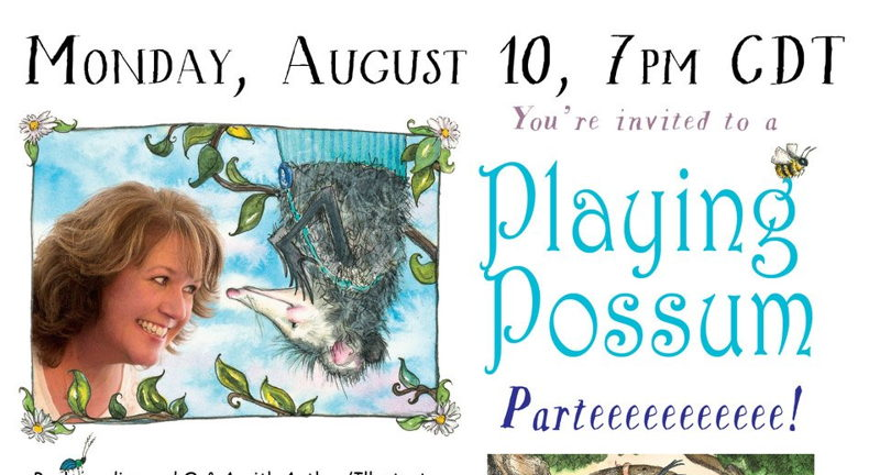 'Playing Possum' Release Party