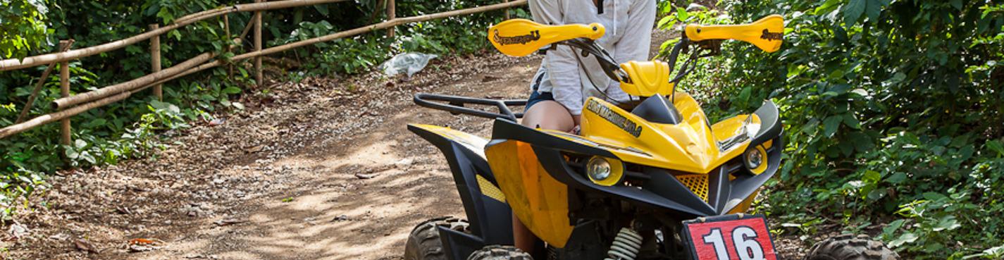 Ознакомительный тур по Боракаю на багги или квардроциклах