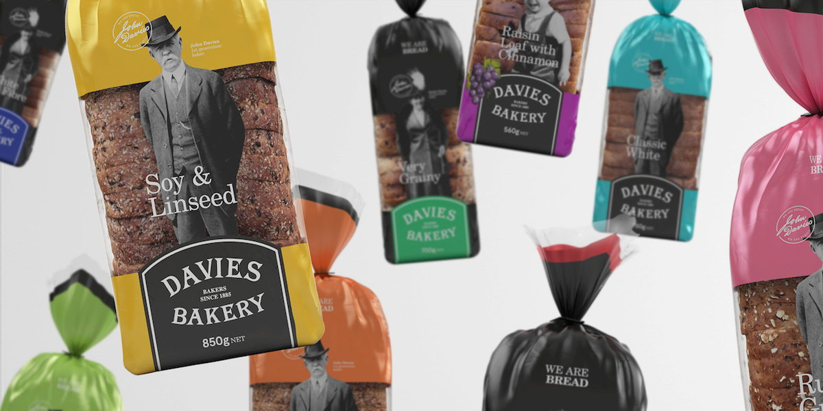 20 Awesome Bread And Cracker Packaging Designs Dieline