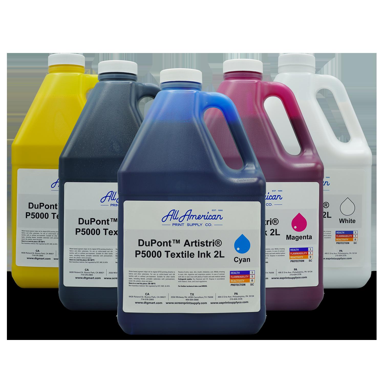 Dupont Artistri Brite P5000 DTG Ink