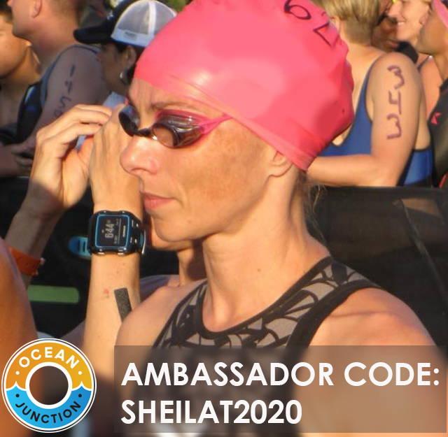 Sheila Treleaven Triathlete and Swimmer