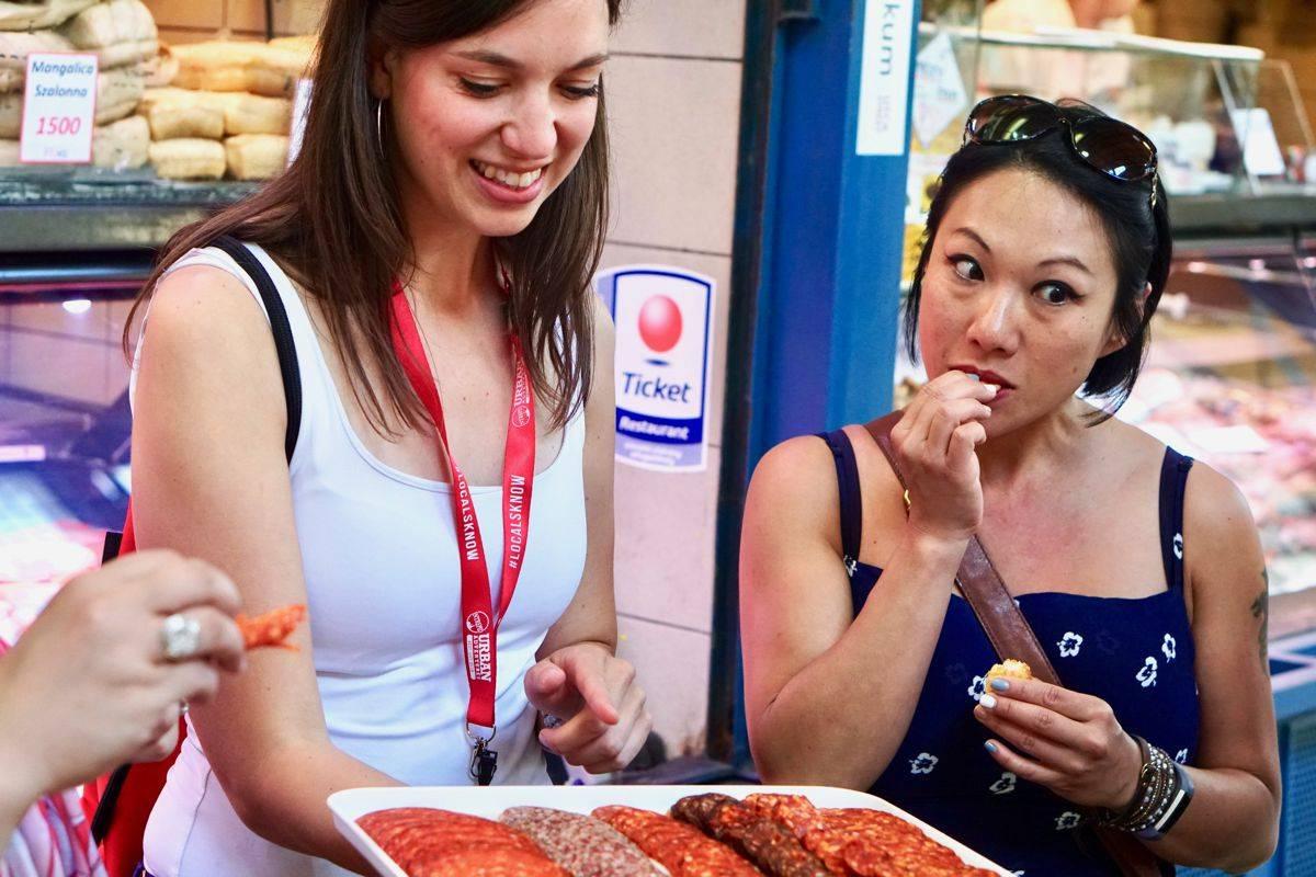 Guided Food Tour. Photo Credit TastePro