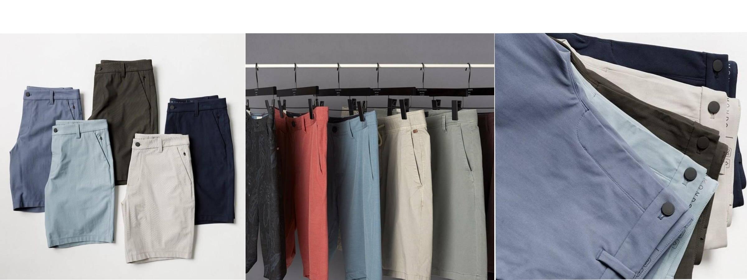 best chino shorts
