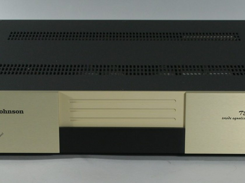 Conrad Johnson TEA1 Tube Phono Stage with Step-Up Transformers