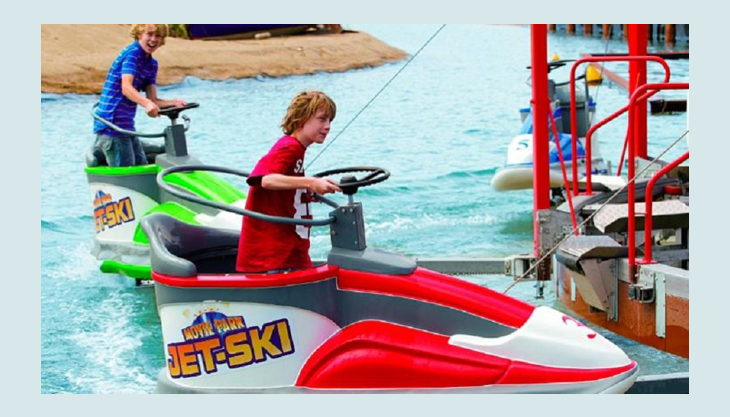movie park germany jet ski