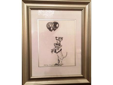 "Shirley Doiron ""Balloon Parade - Dog 1"""