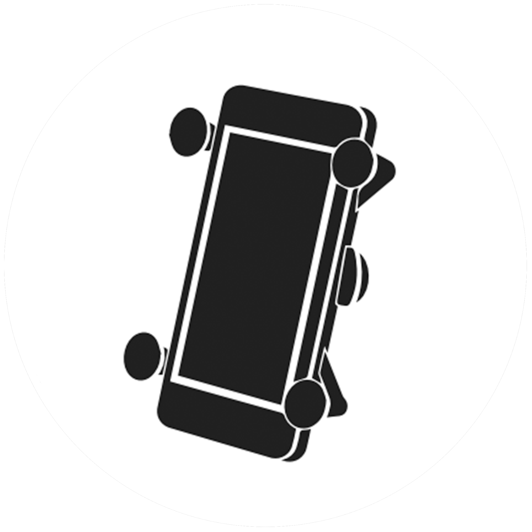 X Grip Phone Holder