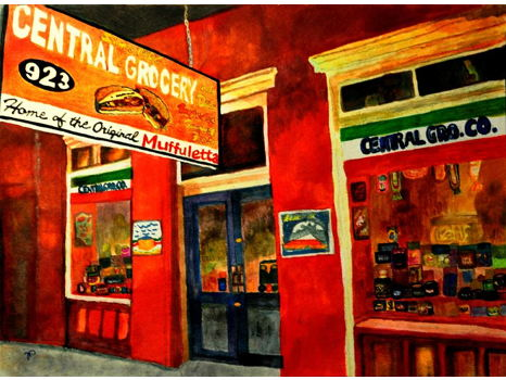Central Grocery Gift Card