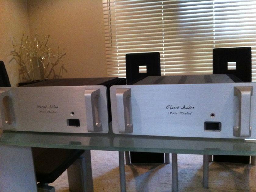 Classe M700 Mono Block Amplifiers