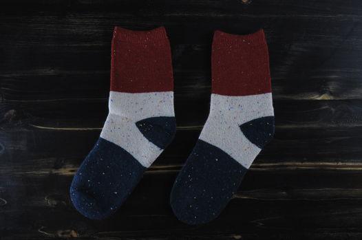 Шерстяные и махровые носки (37-43)