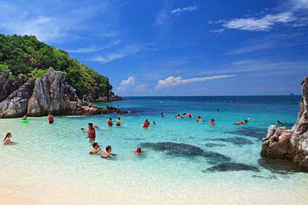 Amazing Tropical Islands close to Phuket