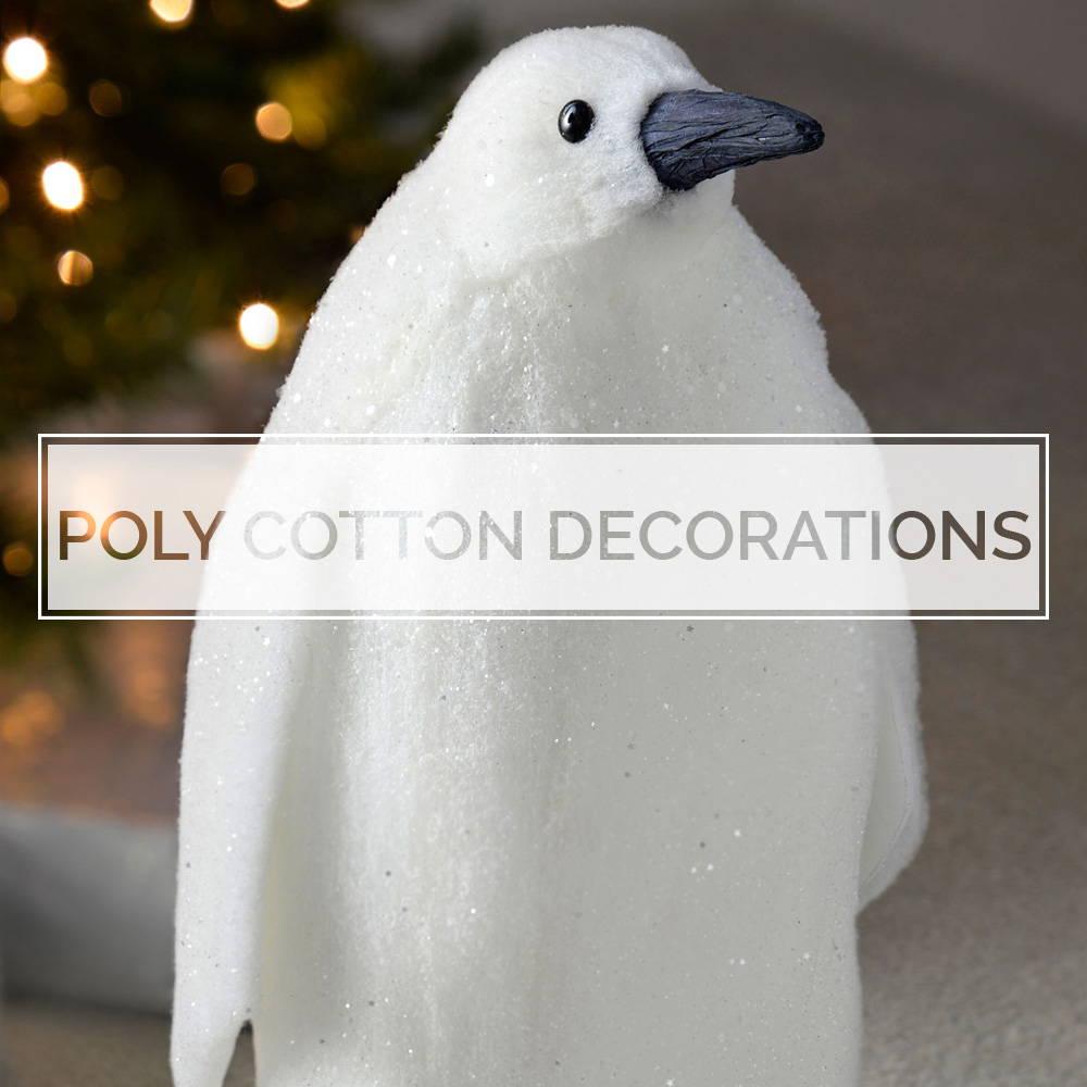 Poly Cotton Decorations