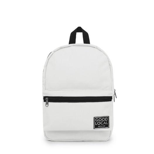 Детский рюкзак GOOD LOCAL Daypack O/Zip XS White/Black