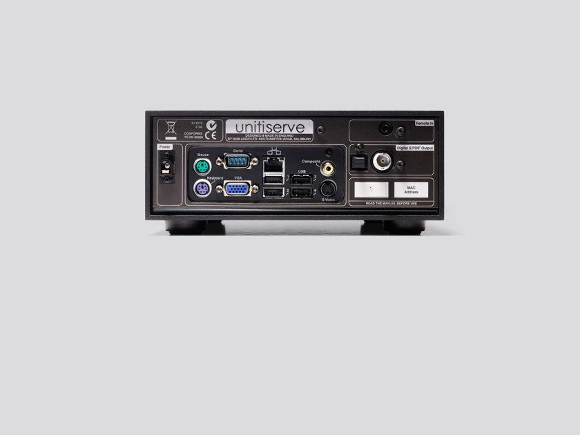 Naim Audio Uniti Serve 2TB HDD