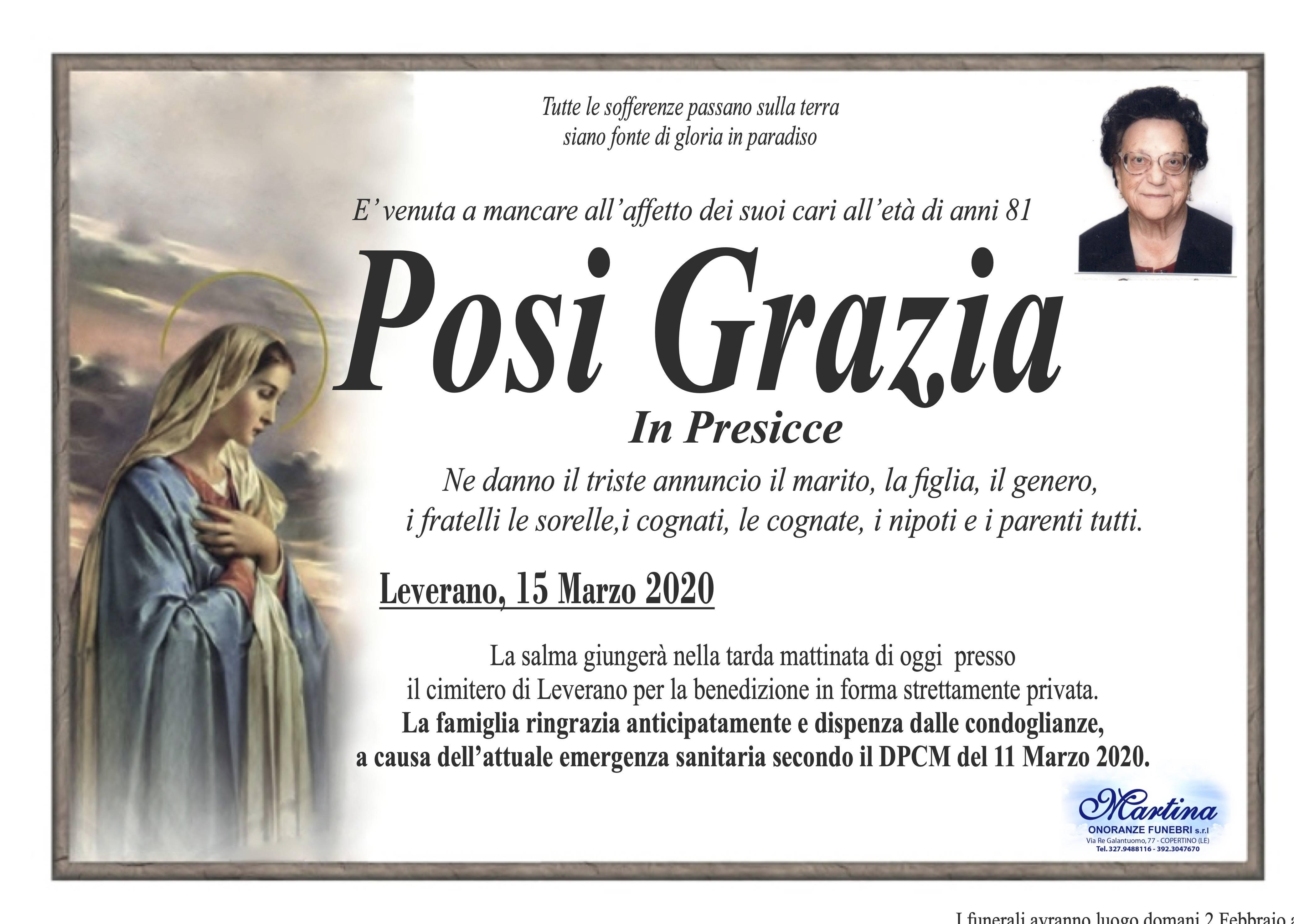 Grazia Posi