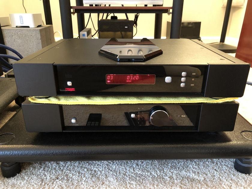 Rega Saturn R CD Player & DAC - DEMO W/Warranty