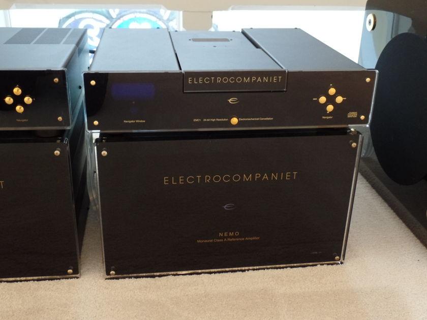 Electrocompaniet EMC-1UP