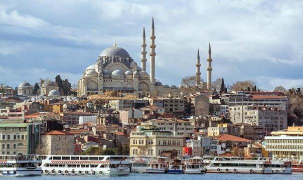Стамбул Великолепный — побывать в османской сказке!