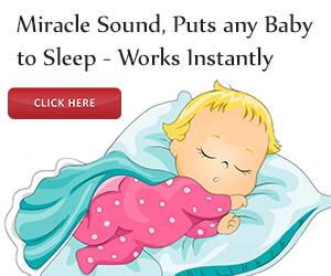Baby Sleep Miracle, The miracle of making babies sleep, how to make a baby sleep
