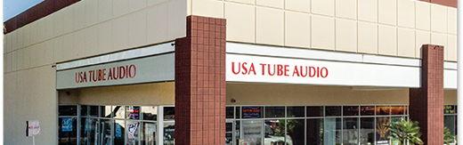 USA TUBE AUDIO - HIGH EHD AUDIO SHOWROOM - SCOTTSDALE ARIZONA