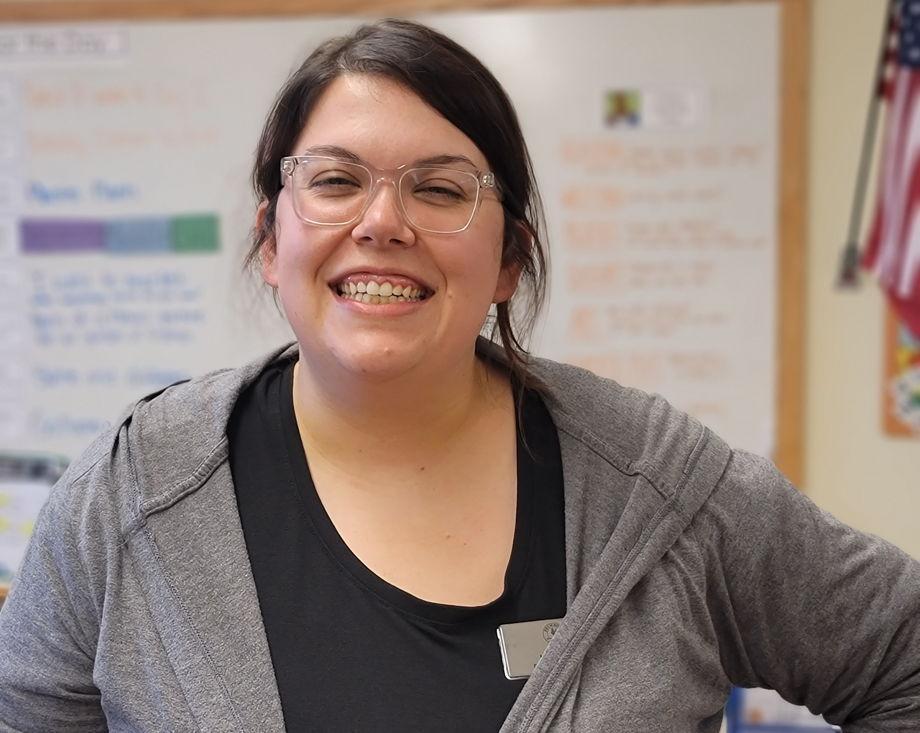 Erin Erney , Preschool Teacher