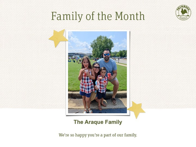 Araque Family