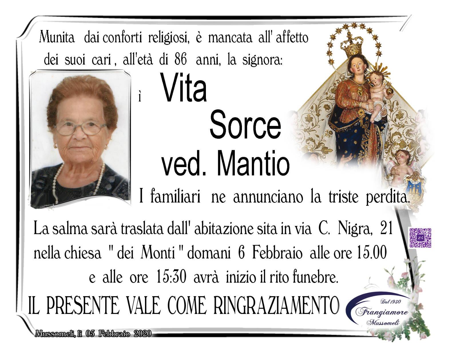 Vita Sorce