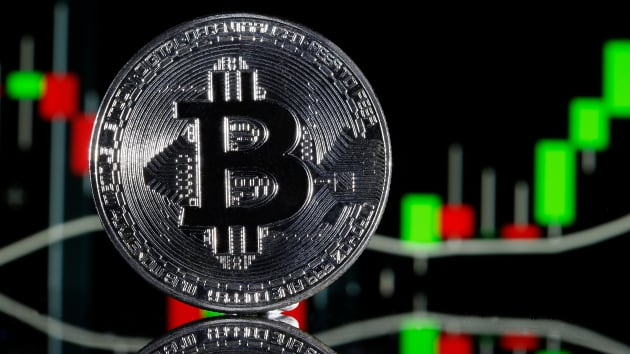Bitcoin tops $50,000, hitting a more than 3-month high