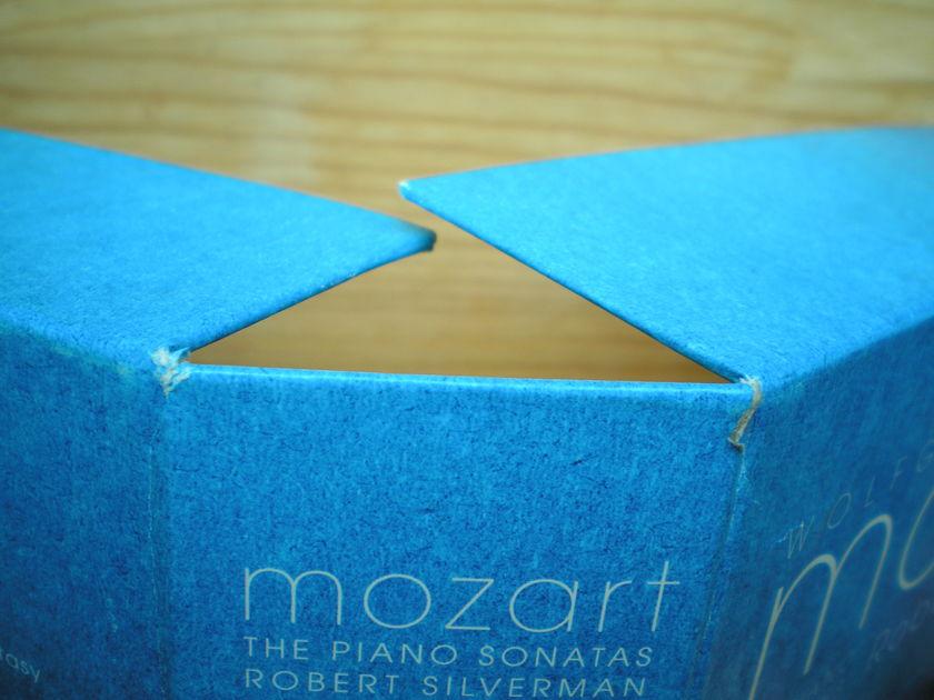 Robert Silverman - Mozart - The Piano Sonatas SACD