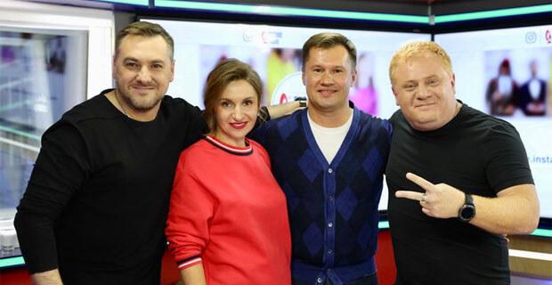 Алексей Немов стал гостем утреннего шоу «Русские Перцы» - Новости радио OnAir.ru