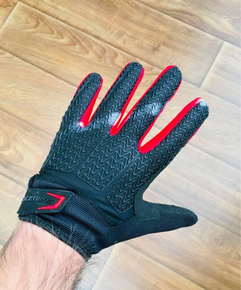 gants trottinette antichocs gel