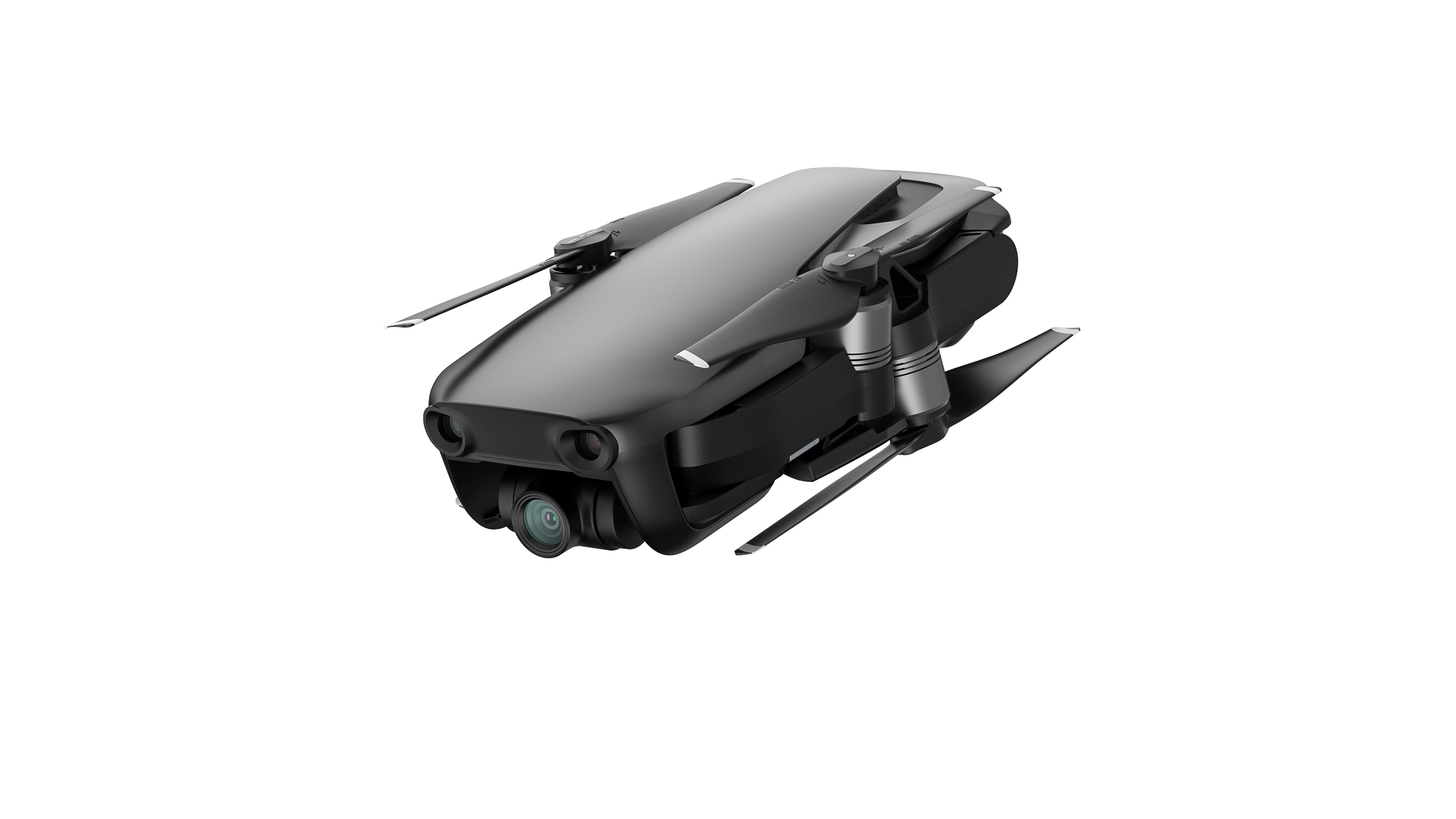 DJi Mavic Air design