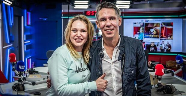Алексей Панин в гостях у Аллы Довлатовой на «Русском Радио» - Новости радио OnAir.ru