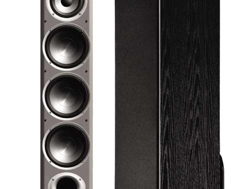 Polk RTi12 floorstanding speakers