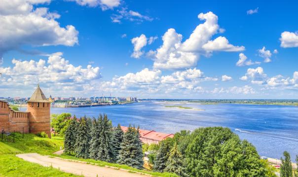 Обзорная экскурсия по Нижнему Новгороду