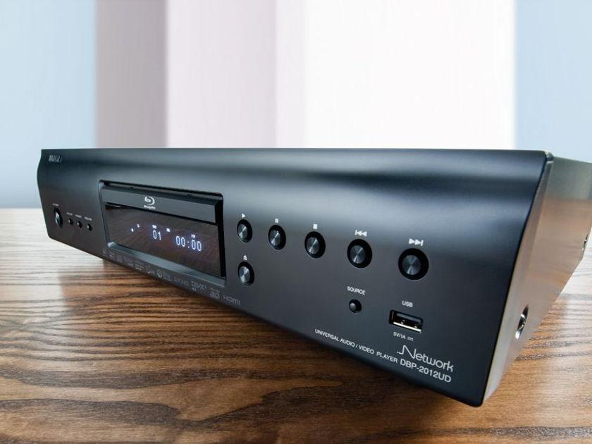 denon dbp 2012udci blu ray player blu ray dvd universal players audiogon. Black Bedroom Furniture Sets. Home Design Ideas