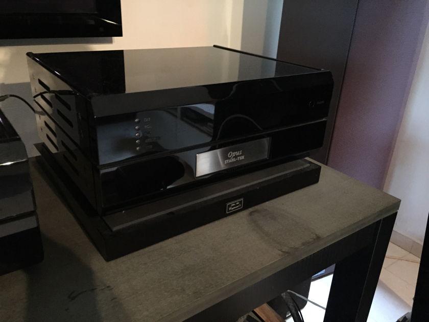 Stahltek OPUS DAC Black - Rare