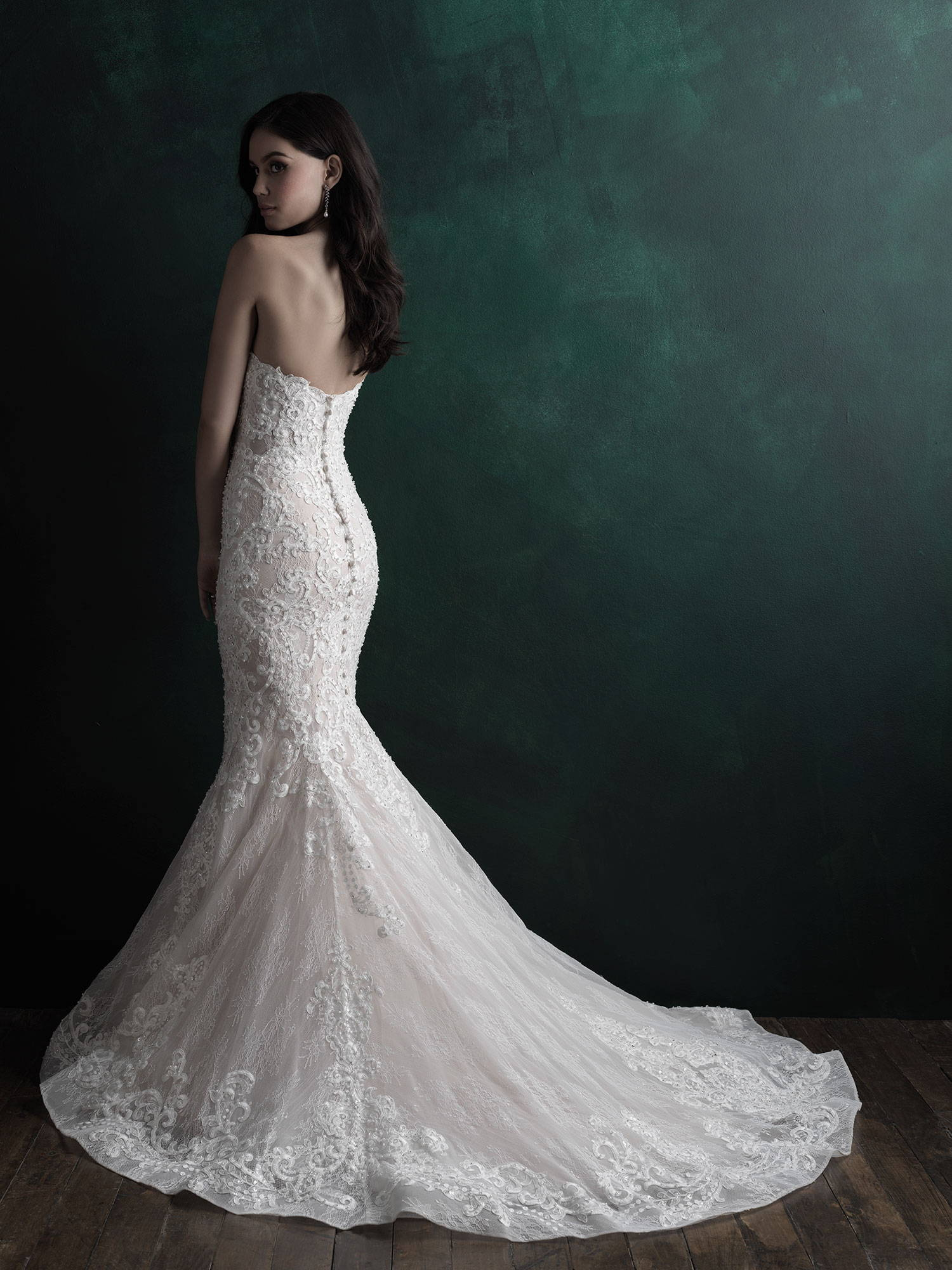 ALLURE  WEDDING DRESS C510