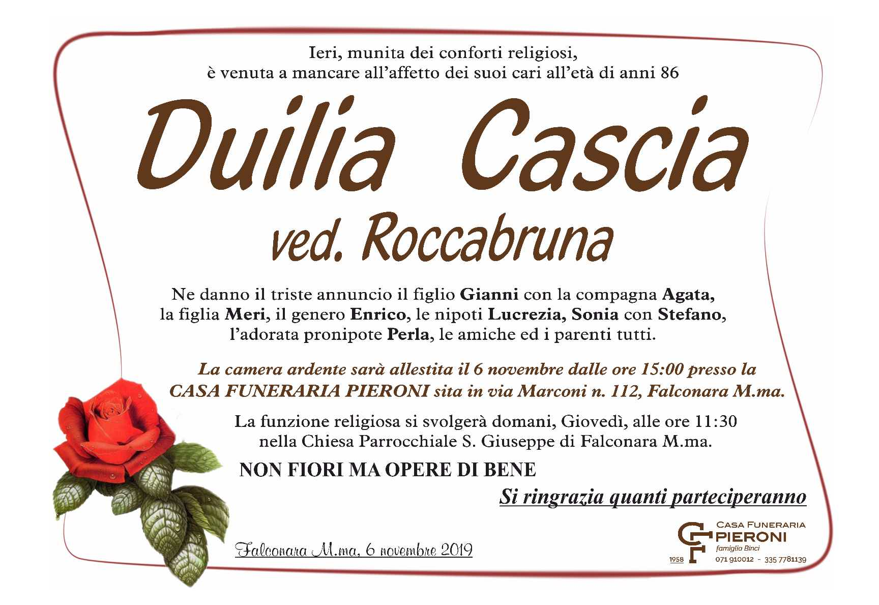 Duilia Cascia