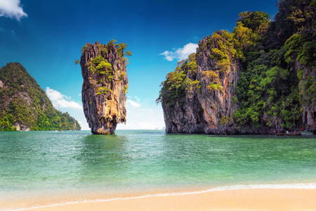 A VIP Day Cruising Phang Nga Bay