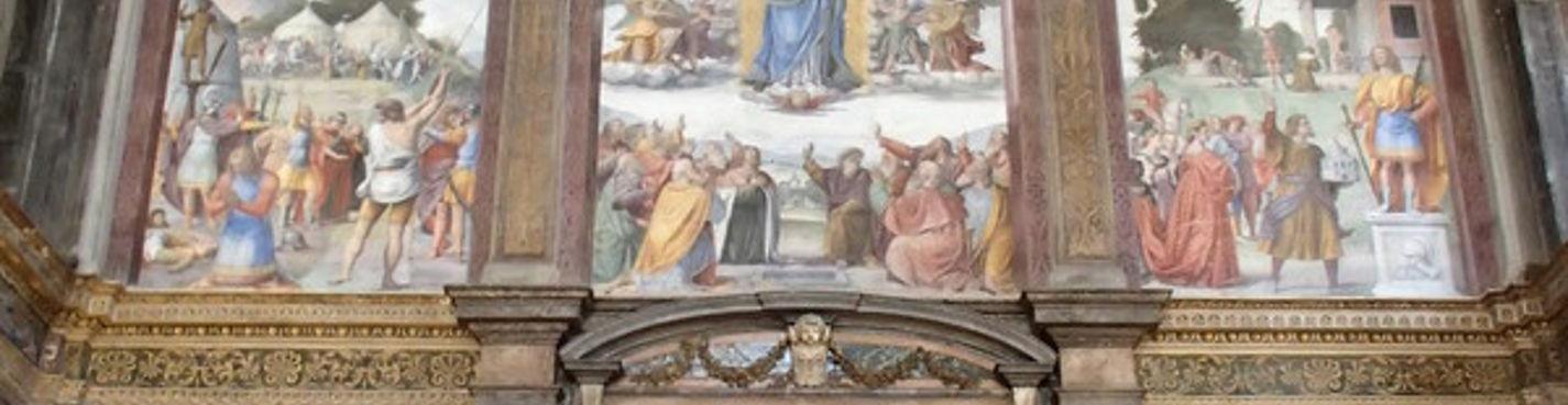 Сикстинская капелла Милана + дворец и ипподром императора Римской империи
