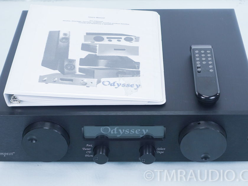Odyssey Audio Tempest SLB Extreme Preamplifier in Factory Box (6715)