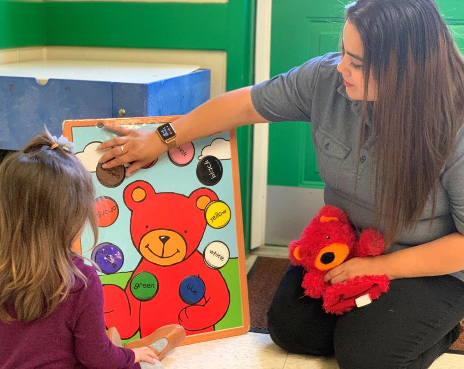 Ms. DeHoyos , Older Infant Lead Teacher
