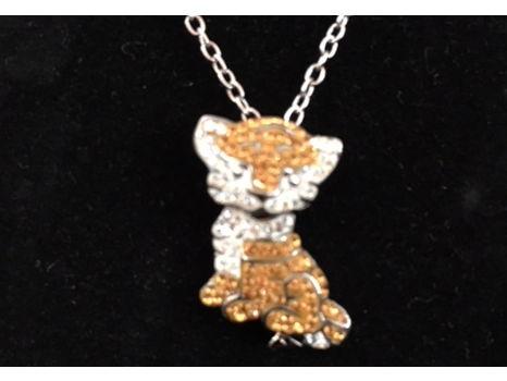 Tiger Cub Necklace