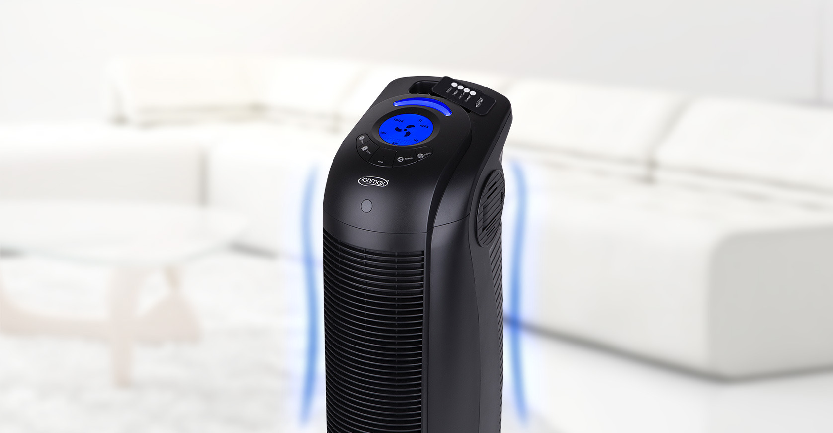 Ionmax ION390 UV HEPA Air Purifier